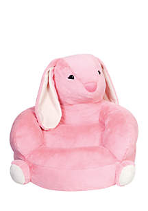 Trend Lab® Children's Plush Bunny Character Chair