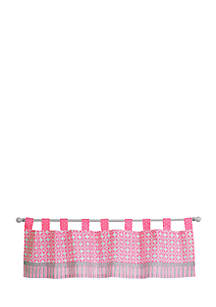 Trend Lab® Lily Window Valance - Online Only
