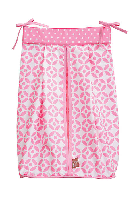 Trend Lab® Lily Diaper Stacker