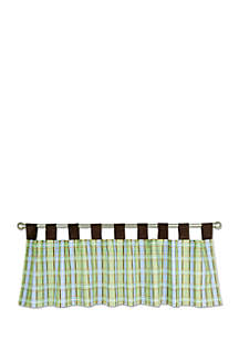 Trend Lab® Baby Barnyard Window Valance - Online Only