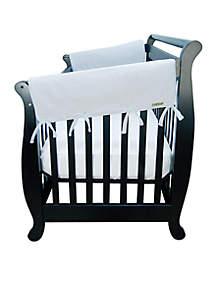 Crib Warp Wide Rail Cover - Short