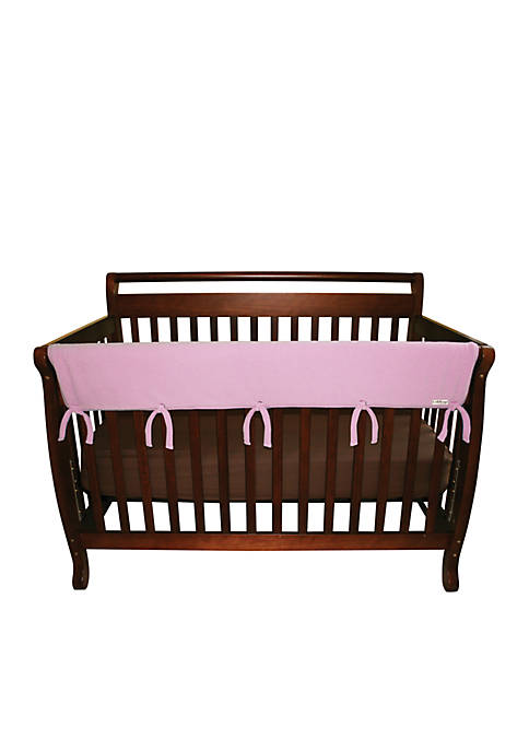 Crib Wrap Wide Rail Cover - Long