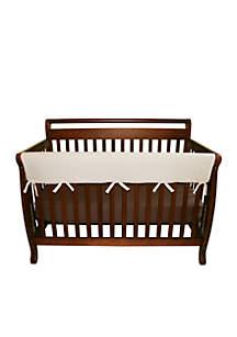 Crib Wrap Wide Rail Cover - Long
