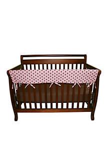 Trend Lab® Crib Wrap Wide Rail Cover - Long