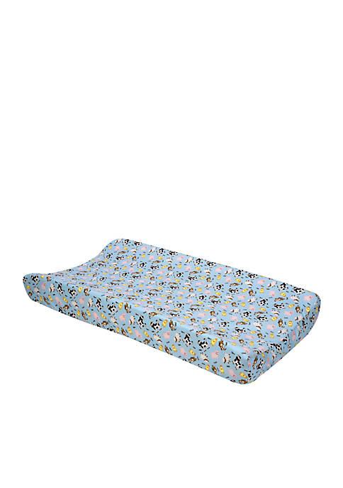 Trend Lab® Baby Barnyard Changing Pad Cover