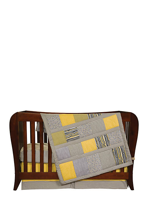 Trend Lab® Hello Sunshine 3 Piece Crib Bedding