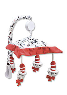 Dr. Seuss The Cat in the Hat Musical Crib Mobile