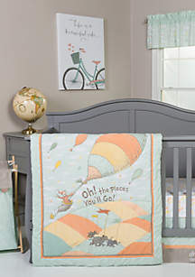 Trend LabR Dr Seuss Oh The Places Youll Go Unisex 5