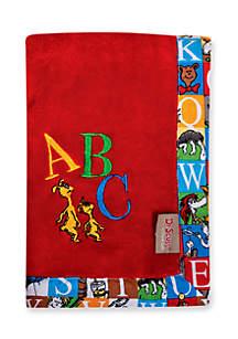 Trend Lab® Dr. Seuss Receiving Blanket