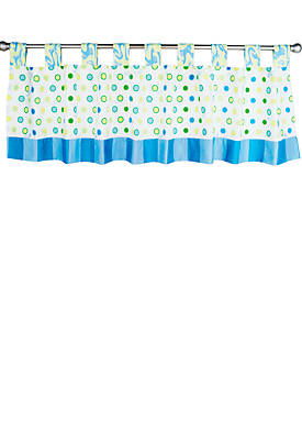 Dr. Seuss Window Valance