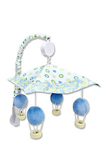Dr. Seuss™ Oh, The Places You'll Go! Blue Musical Crib Mobile
