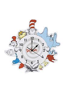Trend Lab® Dr. Seuss Friends Wall Clock