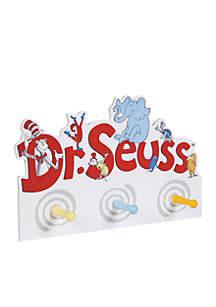 Trend Lab® Dr. Seuss Friends Peg Hook