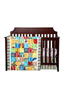 Trend Lab® Dr. Seuss ? Alphabet Seuss Baby Bedding Coordinates