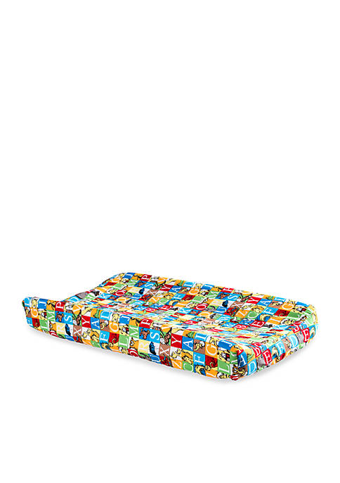 Trend Lab® Dr. Seuss Changing Pad Cover