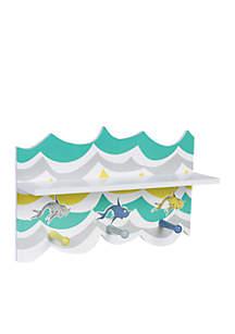 Trend Lab® Dr. Seuss by Trend Lab New Fish Wall Shelf