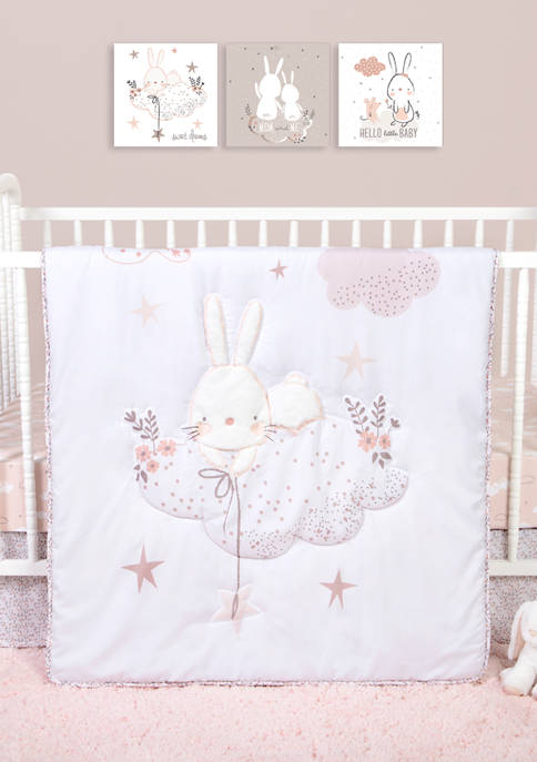 Sammy and Lou Baby Cottontail Cloud 4 Piece