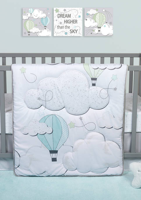 Sammy and Lou Baby Starry Dreams 4 Piece
