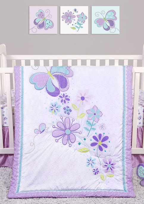 Sammy and Lou Baby Butterfly Meadow 4 Piece