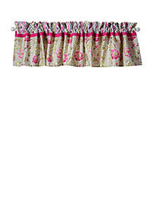Trend Lab® Waverly Jazzberry Window Valance