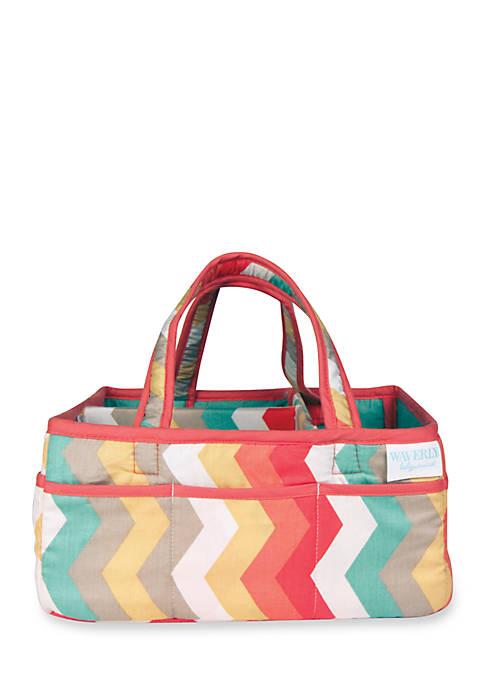 Trend Lab® Waverly® Pom Pom Play Diaper Caddy