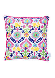 Trend Lab® Waverly Baby by Trend Lab Santa Maria Decorative Pillow