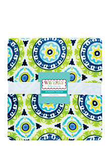 Waverly Baby by Trend Lab Solar Flair Plush Throw Blanket