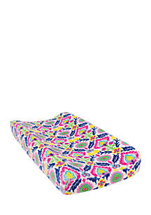 Trend Lab® Waverly Baby by Trend Lab Santa Maria Plush Changing Pad Cover