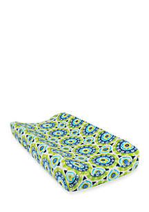 Trend Lab® Waverly Solar Flair Plush Changing Pad Cover