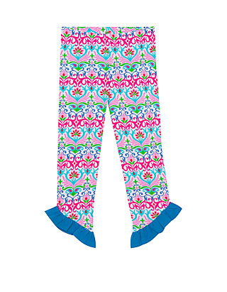 7645180fff8ff Jumping Fences by Rare Editions. Jumping Fences by Rare Editions Baby Girls  Printed Knit Leggings