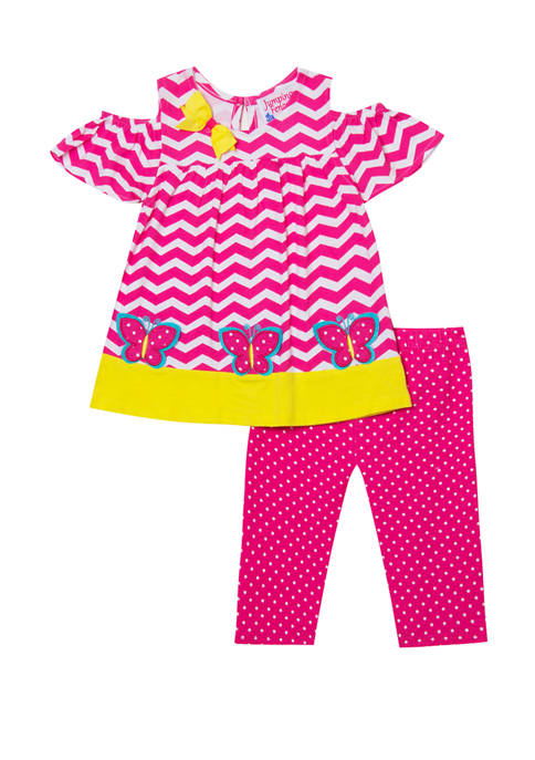 Jumping Fences by Rare Editions Toddler Girls Cold
