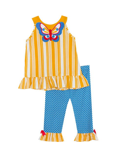 Jumping Fences by Rare Editions Toddler Girls 2