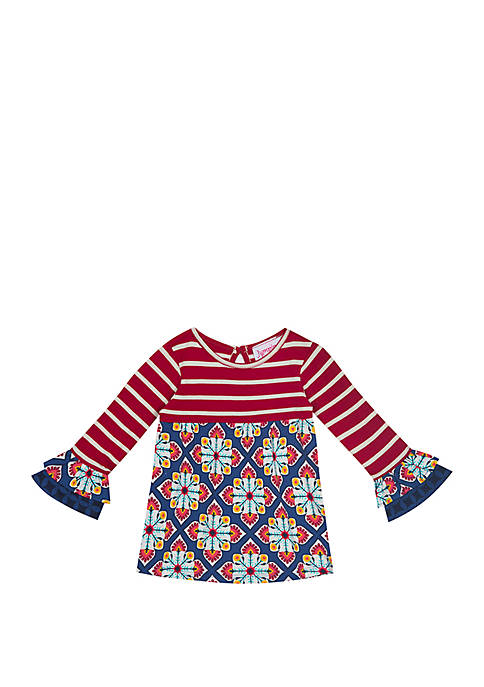 Jumping Fences by Rare Editions Toddler Girls Long