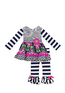 Infant Girls Pattern Set