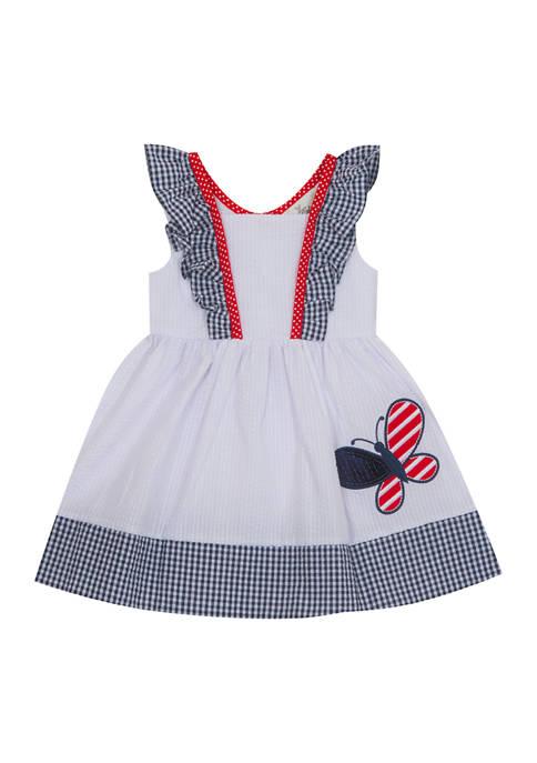Baby Girls Butterfly Dress