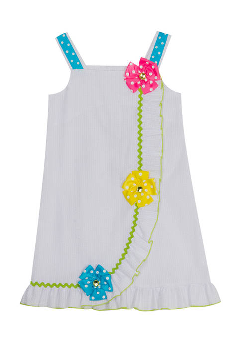 Toddler Girls Flower Dress