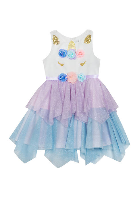 Toddler Girls Fancy Dress