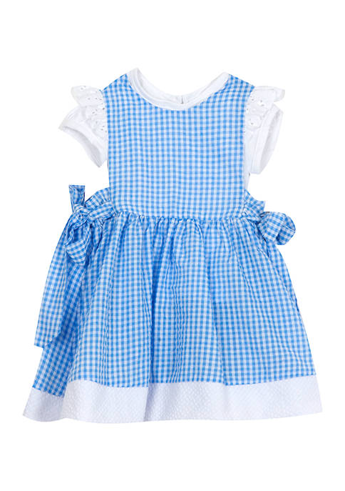 Rare Editions Baby Girls 2 Piece Top and