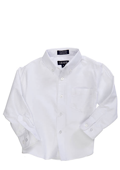 IZOD Oxford Shirt Toddler Boys