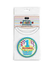 Mud Pie® Special Occasion Milestone Stickers