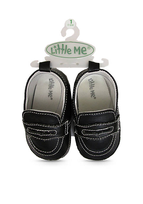 Little Me Baby Wing Tip Dress Shoes