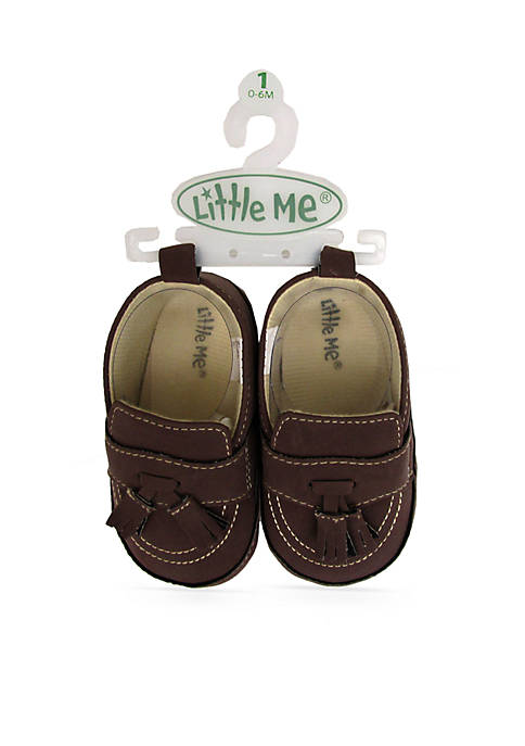 Little Me Baby Faux Suede Loafer