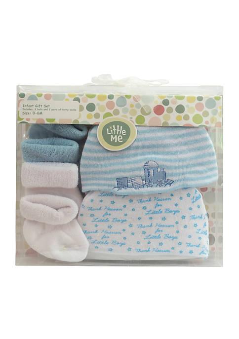 Little Me Infant Boys Gift Set
