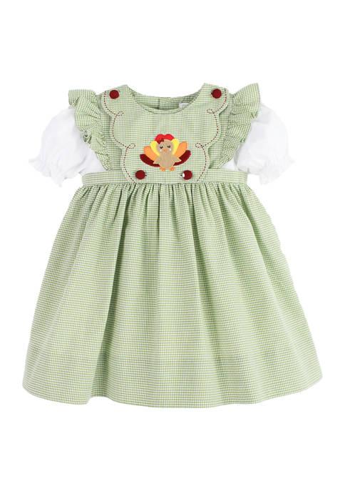 Baby Girls Turkey Dress