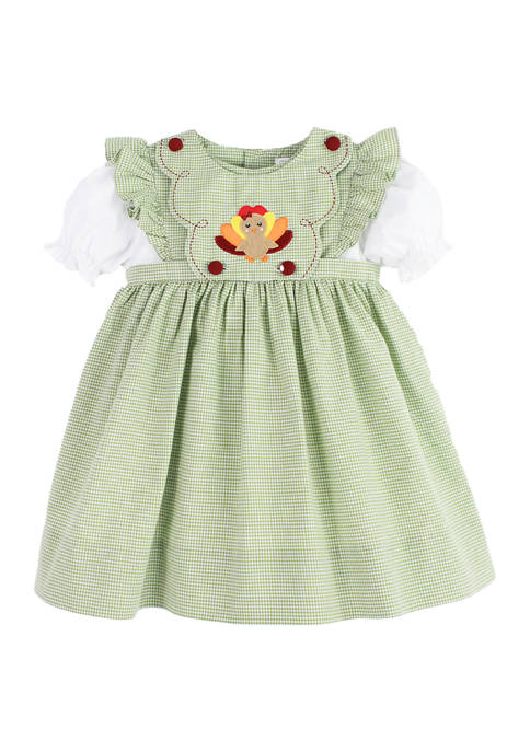 Baby Girls Turkey Dress