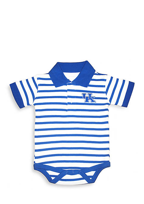 Two Feet Ahead® Kentucky Wildcats Striped Bodysuit