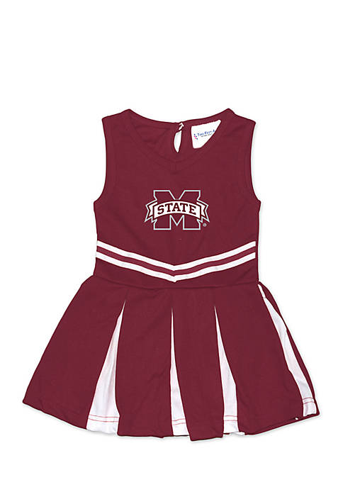 Two Feet Ahead® Mississippi State Bulldogs Cheer Dress