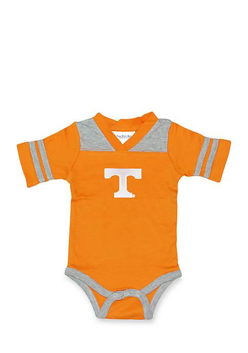 Two Feet Ahead® Tennessee Volunteers V-Neck Bodysuit