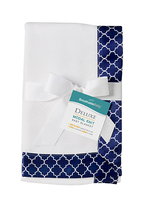Moroccan Design Modal Blanket