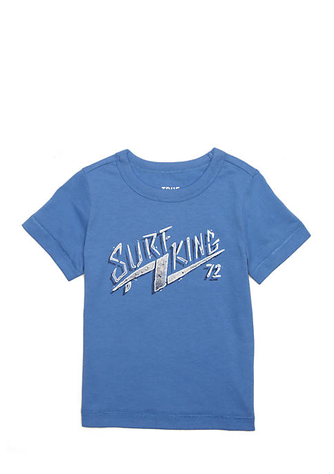 TRUE CRAFT Short Sleeve Graphic Tee Infant Boys